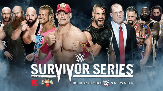 Confirmed and Potential Matches for WWE Survivor Series 2014 20141117_EP_LIGHT_SurvivorSeries_Match_CenaAuthority_HP2