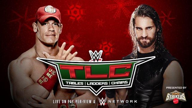 Большой матч cо спецусловиями назначен на PPV TLC