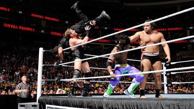 Rumble Match