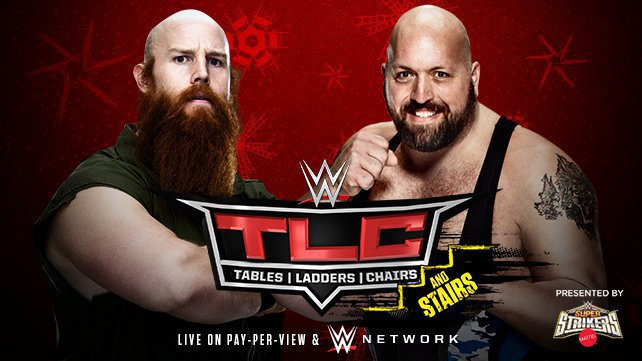 Confirmed and Potential Matches for WWE TLC 2014 Bbbbbbbb