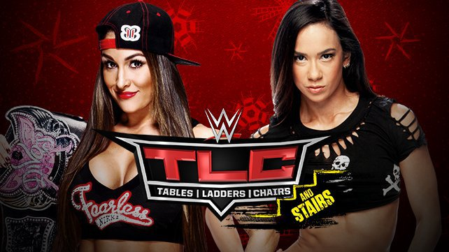 Confirmed and Potential Matches for WWE TLC 2014 Rrr