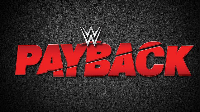 WWE Payback 2015 tickets