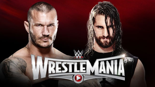 Randy Orton vs. Seth Rollins at WrestleMania 31