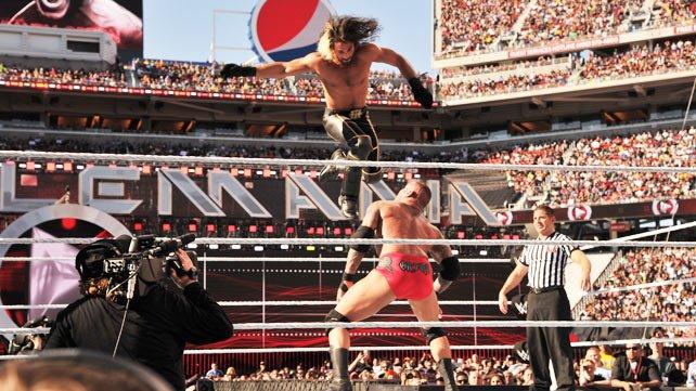 Combate da Semana #101: Seth Rollins vs. Randy Orton