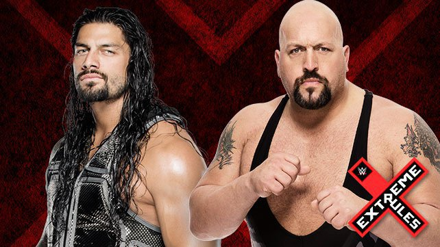 Confirmed and Potential Matches for WWE Extreme Rules 2015 20150402_LIGHT_ER_Match_HP_ReignsBigShow