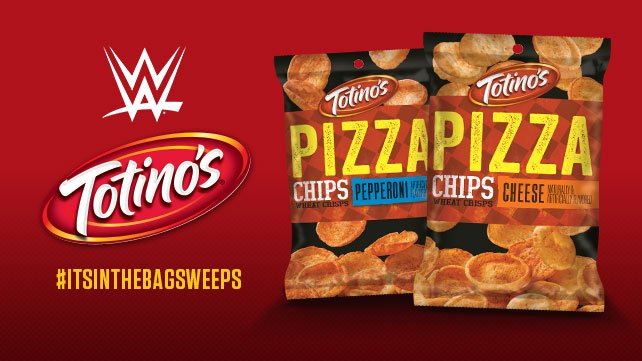 WWE & Totino's Chips #ItsInTheBagSweeps