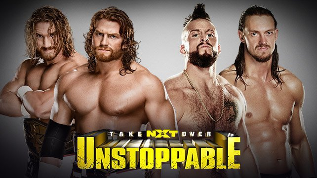 NXT 'TakeOver: Unstoppable' - Confirmed, Potential Matches, & Discussion  20150508_LIGHT_HP_NXTTKEOVER_TagMatch