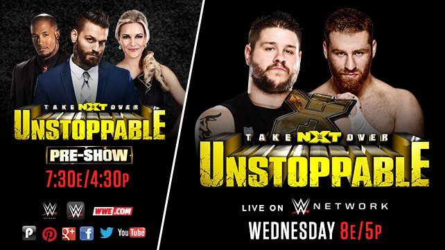 Post image of [В ожидании]: NXT Takeover: Unstoppable