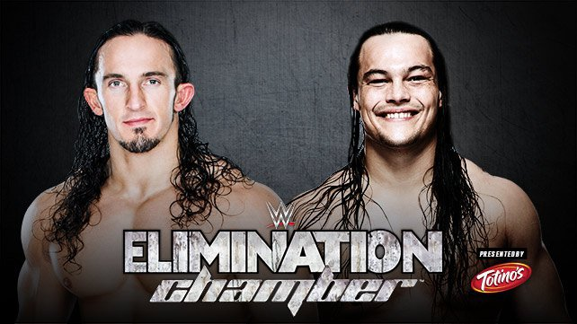 Neville vs Bo Dallas anunciado para o Elimination Chamber