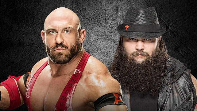 Confirmed and Potential Matches for WWE Payback 2015 Results