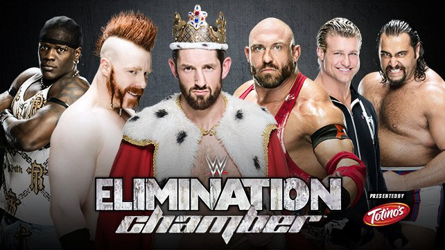 TJRWrestling WWE Elimination Chamber 2015 Preview - TJR