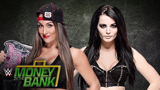 Nikki Bella vs. Paige