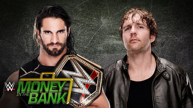 WWE World Heavyweight Champion Seth Rollins vs. Dean Ambrose (Ladder Match)