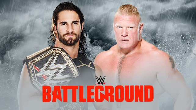 Confirmed and Potential Matches for WWE Battleground 2015 20150614_Battleground_LIGHT_matches-HP-sethbrock