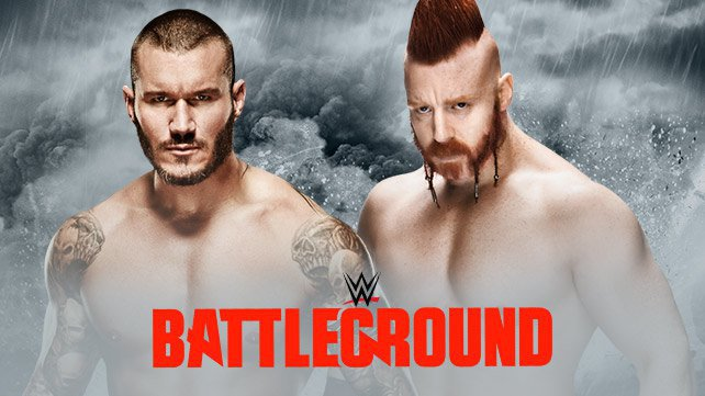 Confirmed and Potential Matches for WWE Battleground 2015 20150614_Battleground_LIGHT_matches-HP_OrtonSheamus