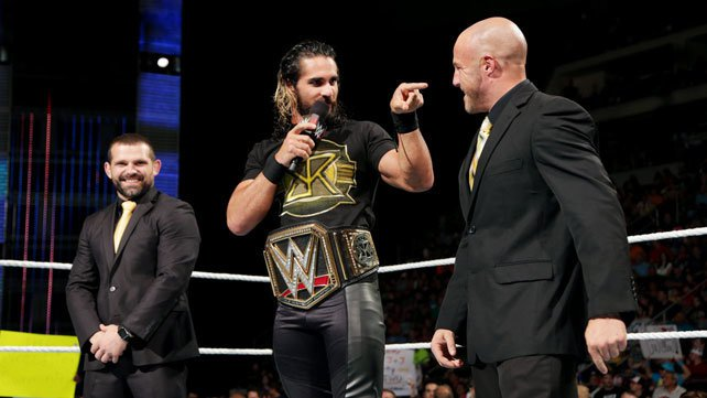 WWE Thursday Night SmackDown (02/07/2015)