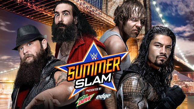 Confirmed and Potential Matches for WWE SummerSlam 2015 20150721_Summerslam_Match_BrayLukeDeanRoman_LIGHT_HP