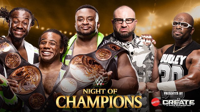 Confirmed and Potential Matches for WWE Night of Champions 2015 20150910_LIGHT_NOC_Match_NewDayDudleys_HP