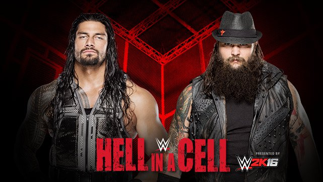 Confirmed and Potential Matches for WWE Hell in a Cell 2015 20150920_HIAC_romanbray_EP_Lights-hp