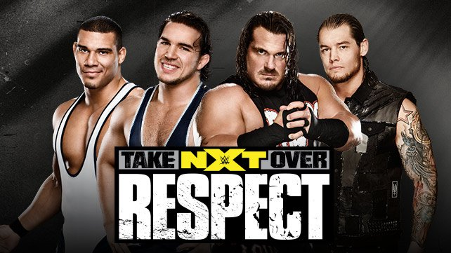 Jason Jordan & Chad Gable vs. Baron Corbin & Rhyno