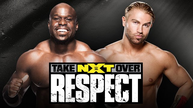 Apollo Crews vs. Tyler Breeze