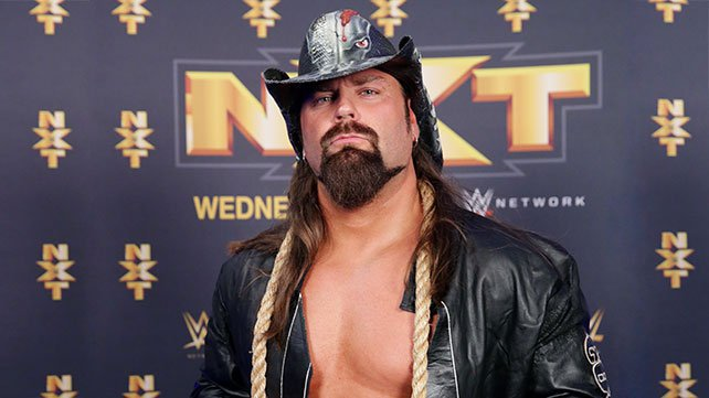 Post image of Джеймс Шторм дебютирует в NXT