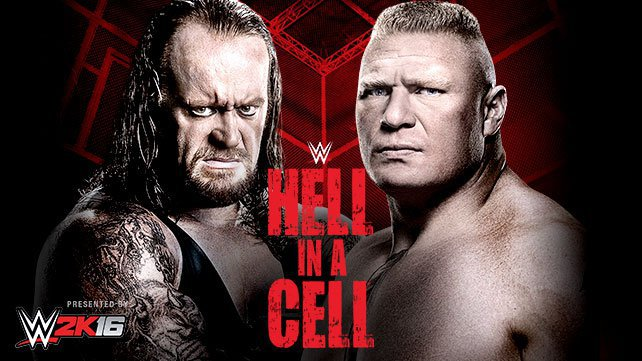 WWE Hell in a Cell 2015 results
