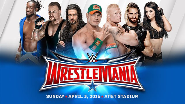 WrestleMania 32 Travel Packages go on sale on Oct. 13