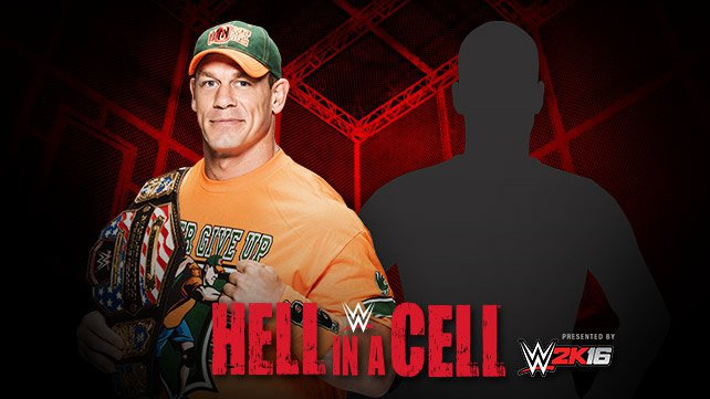 Confirmed and Potential Matches for WWE Hell in a Cell 2015 20151012_HIAC_EP_Lights_HP